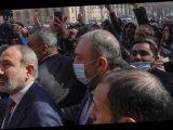 Пашинян выступил в центре Еревана: главные тезисы