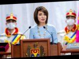 ЕС поддержал требование Санду распустить пророссийский парламент Молдовы