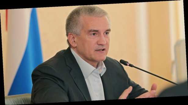 Аксенов – о решении перекрыть подачу воды в Крым: »бандеровская самодеятельность» не волнует