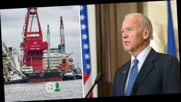»Северному потоку-2» приготовили новые санкции от США – Bloomberg