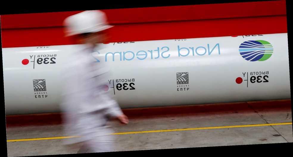 Администрация Байдена введет санкции против ряда связанных сРоссией компаний из-за Севпотока-2— Bloomberg