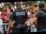 В Мексике посреди улицы расстреляли 10 человек