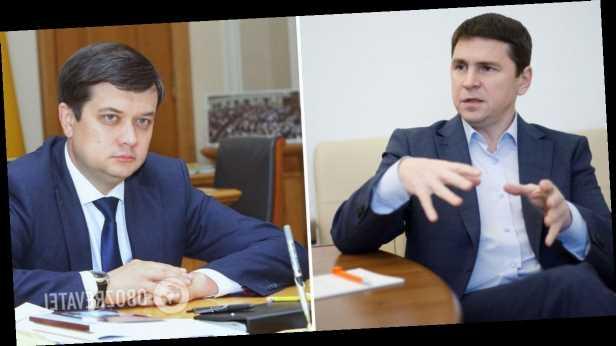 Разумков вышел в фальстарт, для команды это плохо, – советник Ермака