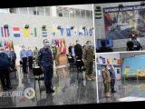 В Черном море начались международные учения НАТО: привлекли более 700 военных. Фото