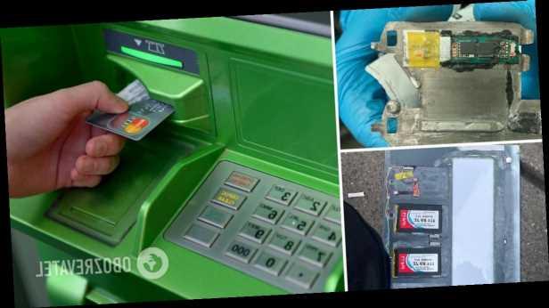 В Украине мошенники портят банкоматы: после использования можно лишиться всех денег