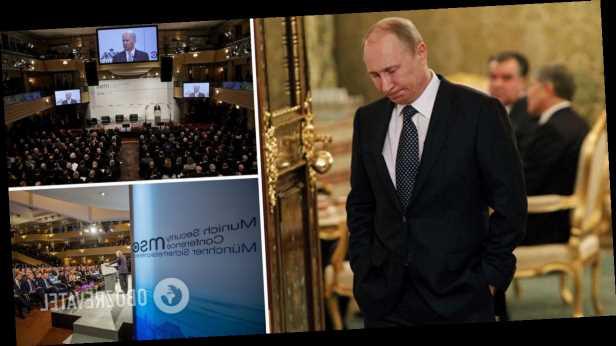 Виталий Портников: »Мюнхен» без Путина: война в Украине загнала Россию в изоляцию