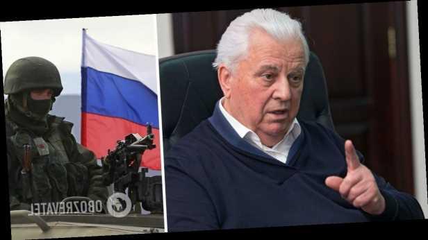 Кравчук: мы должны называть войну войной, а не каким-то АТО