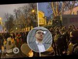 »Слуги народа» высказались о столкновениях в Киеве из-за приговора Стерненко
