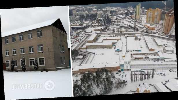 В Украине за 220 млн грн выставили на продажу первую тюрьму. Фото