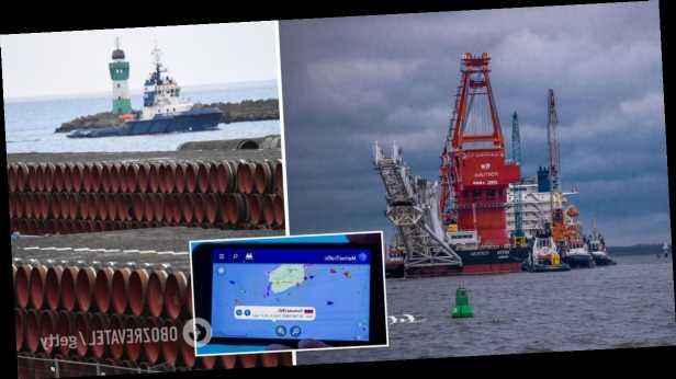 »Северный поток-2» могут достроить в Дании до весны: темпы ускорились