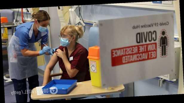 В Британии после вакцинации от COVID-19 на 95% снизилось количество госпитализаций