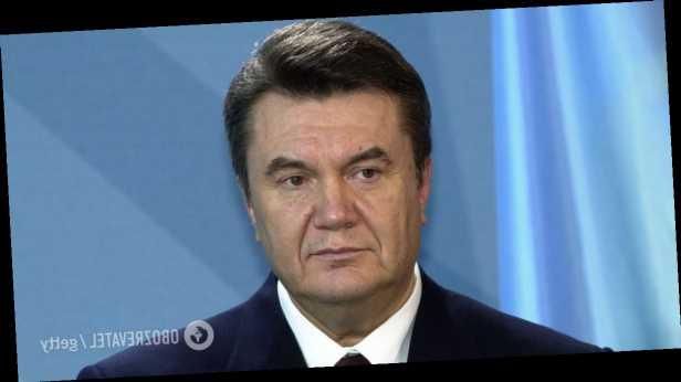 Янукович напомнил о себе заявлением о Евромайдане в день памяти Небесной Сотни