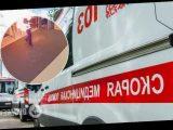 В России мужчина устроил самосожжение под »Останкино». Видео 18+