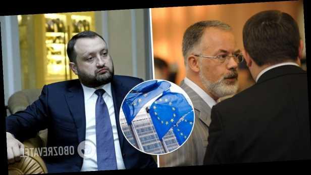 Журналист рассказал о планах ЕС отменить санкции против Арбузова и Табачника