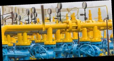 Газпром увеличил транзит газа через Украину