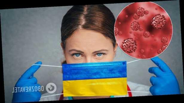 Украина оказалась на 5 месте в Европе по распространению COVID-19