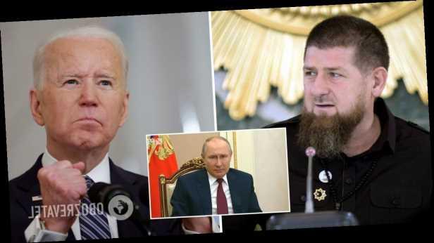 Кадыров вступился за Путина и назвал Байдена »опасным для всего человечества»