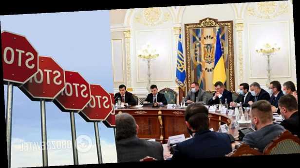 В СНБО анонсировали новые санкции