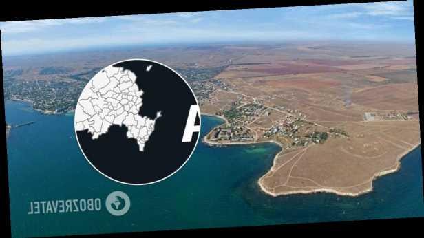 В Канадском университете опубликовали карту с »российским» Крымом. Фото