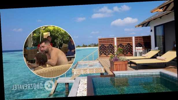 Арахамия заявил, что отдохнул за 80$ в одном из самых дорогих отелей на Мальдивах. Фото и цены