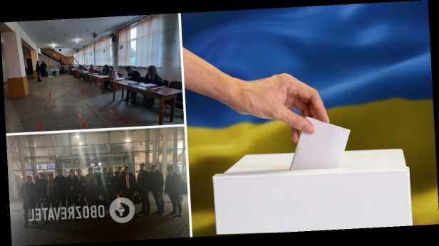 ЦИК притормозила подсчет голосов на довыборах в Раду: »слуги» отправили депутатский десант на Прикарпатье