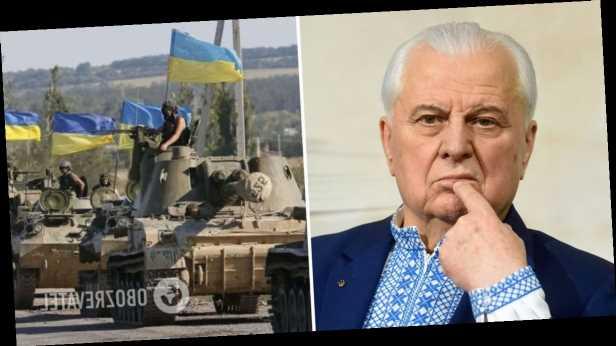 Кравчук допустил широкомасштабный конфликт на Донбассе: нужно привлекать США