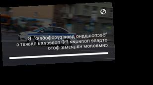 """""""Беспощадно дави русофобию"""". В отделе полиции РФ повесили плакат с символом нацизма: фото"""