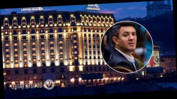 Алексей Давиденко: Сказал »слугам» то, что хотят сказать миллионы: вами подтерлись, а вы молчите
