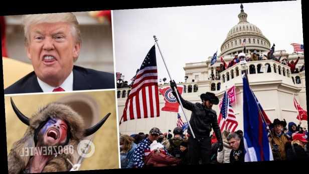 Аnti-colorados: Трамп, штурм Капитолия и »хранители клятвы»: первый пошел?
