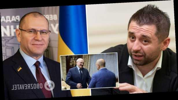 Арахамия пообещал Шевченко »подарок» от фракции за визит к Лукашенко