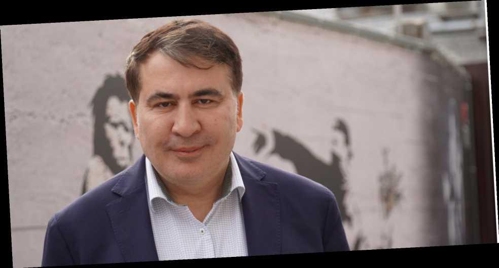 «Дешевая, проворовавшаяся козявка». Саакашвили ответил наслова Марченко о«шулере сбольшой дороги»
