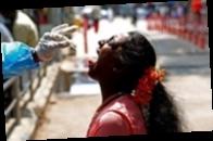 Индия обновила мировой рекорд по COVID-больным