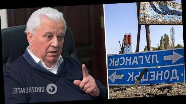 Кравчук назвал возможную дату подписания исторического документа по Донбассу