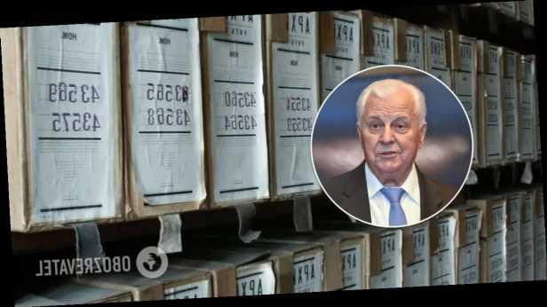 Кравчук пояснил, почему еще при нем не рассекретили архивы КГБ