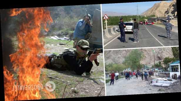 На границе Кыргызстана и Таджикистана вновь стреляли: стороны договорились отвести войска