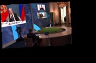 На саммите по климату Макрона прервали Путиным