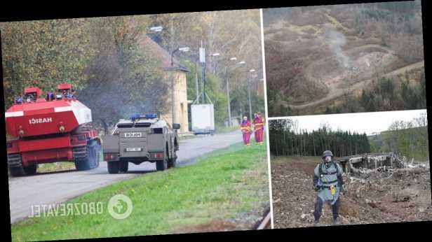На складах в Чехии, взорванных в интересах РФ, могло быть оружие для Украины – СМИ
