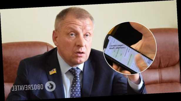 Нардеп попал в скандал из-за переписки о молодой чиновнице. Фото и видео
