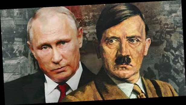 Олена Степова: Хайль Путин: кроме жить прошлым, россияне ничего не умеют