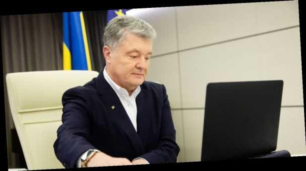 Порошенко призвал Европу усилить санкции против РФ и поддержать предоставление Украине ПДЧ