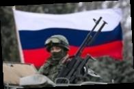 Появились фото российских войск возле Украины