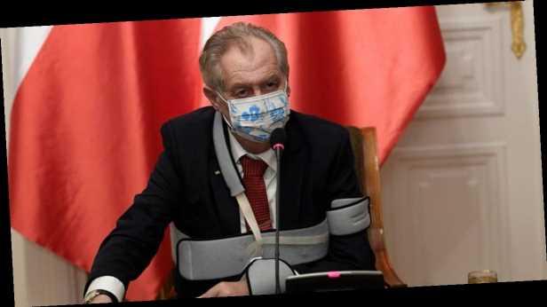 Президента Чехии могут обвинить в госизмене из-за отрицания роли РФ во взрывах в Врбетице
