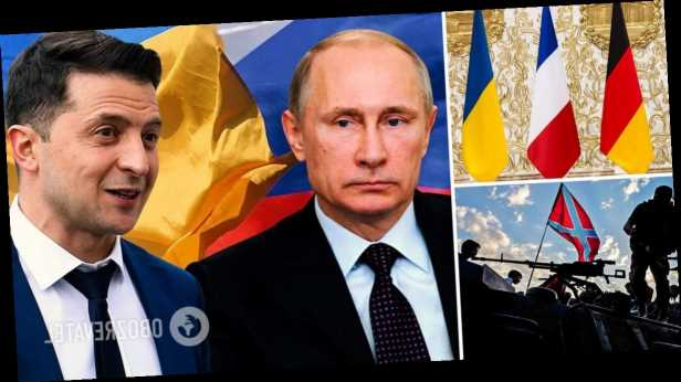 Путин не пропустит США. Почему Зеленский захотел изменить »нормандский формат»
