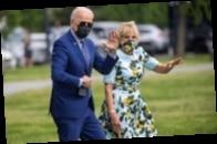 Романтический жест Байдена попал на видео