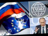 Россию могут отключить от системы SWIFT: чем грозит финансовая изоляция и кто пострадает