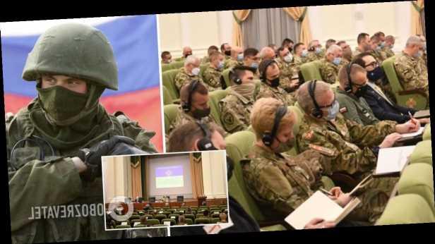 Руководство ВСУ встретилось с представителями НАТО из-за агрессии РФ