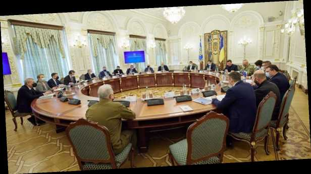 СНБО рассмотрит введение санкций против еще пяти нардепов – СМИ
