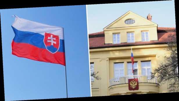 Словакия в поддержку Чехии решила выдворить дипломатов РФ