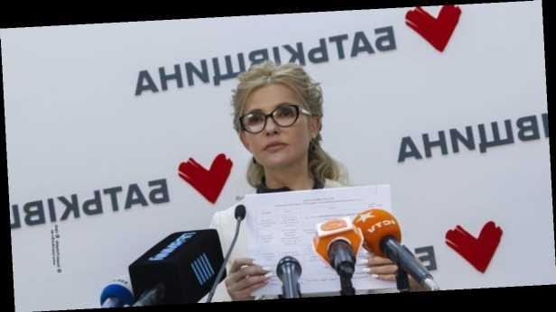 Тимошенко: первым на всеукраинский референдум будет вынесен вопрос защиты земли