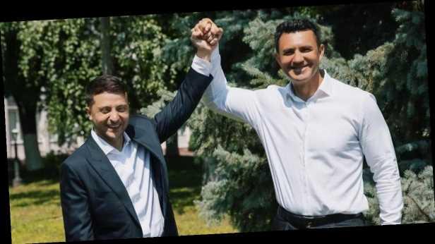 Тищенко – о реакции Зеленского на его скандальную вечеринку в Киеве: работай, Коля!